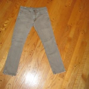 LEVI'S 511 SKINNY JEANS 32X30 STRETCH DENIM MENS